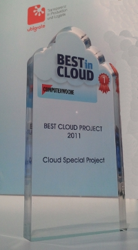 Gewinner Best-In-Cloud-Award Special Project